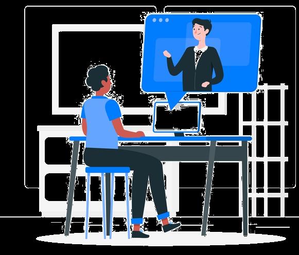 Online vergaderen