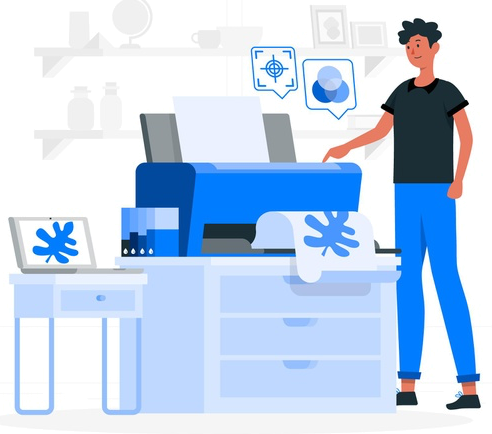 Printers en Office machines
